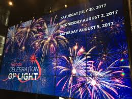 japan uk canada compete in 27th celebration of light news 1130