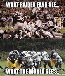 Funny Raiders Meme - funny raiders pics oakland raiders nfl memes sports memes