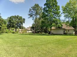 Backyard View 204 Greenbriar Ave Friendswood Tx 77546