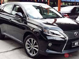 lexus rx 350 price malaysia 2013 lexus rx350 for sale in malaysia for rm199 800 mymotor