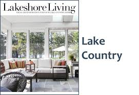 home lakeshore living magazinelakeshore living