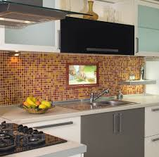 tv in kitchen ideas 50 best seura products images on mirror tv bathroom