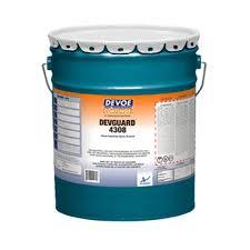devguard 5 gal gloss alkyd industrial enamel 4308 0900 05 the