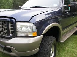 Ford Excursion New 2003 Ford Excursion 4x4 Eddie Bauer 6 0 Diesel Very Clean Used