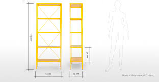 Best Websites For Interior Design Concepts by Tecno Shelves In Yellow Made Com Idolza