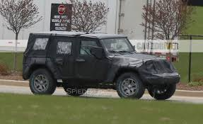 first jeep ever made 2018 jeep wrangler production starts in november news car and