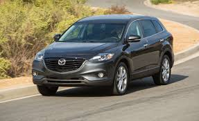 mazda vehicle prices 2013 mazda cx 9 awd test u2013 review u2013 car and driver