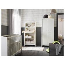 Deco Chambre Ikea by Hensvik Cot White 60x120 Cm Ikea
