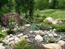 Small Rock Garden Pictures A Small Rock Garden