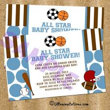 all baby shower all sports baby shower invitations boy baby shower invites