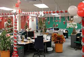 Office Decorating Themes - christmas office decorating themes
