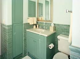 vintage style bathroom fixtures sage green paint color green