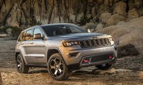 jeep grand cherokee all terrain tires 2017 jeep grand cherokee trailhawk review all terrain luxury on a