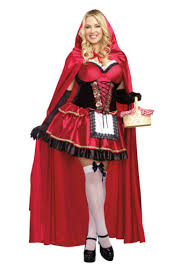 Ebay Halloween Costumes Size Size Red Riding Hood Costume Dreamgirl 9477x 3 4x