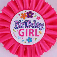 birthday girl pin 1 pc birthday girl boy award ribbon rosette badge pin children s