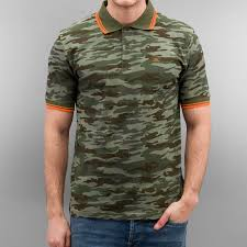 alpha industries black friday alpha industries overwear poloshirt twin stripe camo in