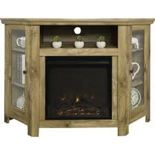 Electric Fireplace With Storage by Electric Fireplaces