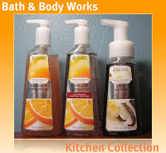 product review bath u0026 body works kitchen collection and a coffee