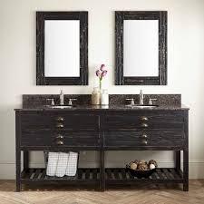 pine bathroom wall cabinet with traditional pendant lights benevola