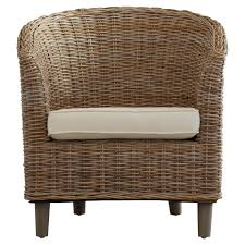 chairs amusing wicker accent chairs rattan dining chair wayfair