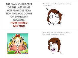 Meme Comic Characters - main character meme comic by peppermintpony899 on deviantart
