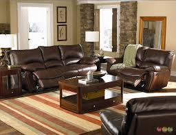 Clifford Brown Genuine Leather Motion Sofa Set W Power Recline - What is a motion sofa