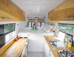 the 10 coolest sprinter camper vans on instagram bearfoot theory