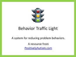 behavior traffic light pre k 3rd grade printables u0026 template