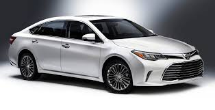new toyota 2016 the best large sedans in 2016