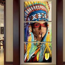 online get cheap american indian art prints aliexpress com