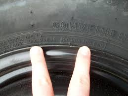 Ford F250 Truck Tires - ford f150 f250 measure trailer tire pressure how to ford trucks