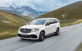 mercedes gls interior 2018 mercedes gls interior autosduty
