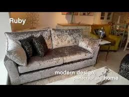 sofas by you from harveys ruby fabric sofa harveys youtube