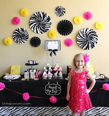 girl birthday ideas happy birthday girl s party ideas