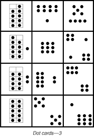 5 best images of printable dot cards 1 10 free printable numbers