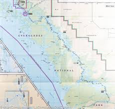 Us National Parks Map Trail Map Of Everglades National Park Florida 243 National