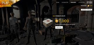player unknown battlegrounds gift codes pioneer crate reset archive playerunknown s battlegrounds forums