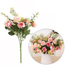 Flower Decorations For Home by Compare Prices On Peonies Flower Bouquets Online Shopping Buy Low
