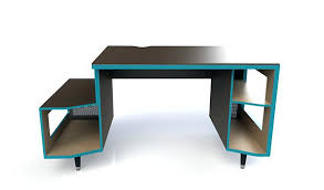 Gaming Desk Plans Amazing Paragon Gaming Desk For House Design Trumpdis Co