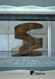 Helical Staircase Design Large Bronze Helical Staircase Eedesign