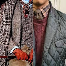 dressing decidedly british casual ideas for gentlemen
