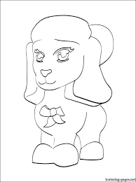 lego friends coloring page lego friends poodle printable page coloring pages