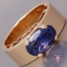 tiffany men rings images Vintage sapphire rings signed tiffany sapphire ring jpg