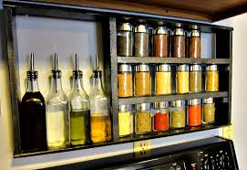 kitchen spice rack ideas diy spice rack and ideas guide patterns