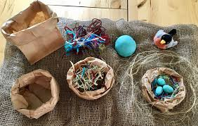 nature crafts for parents and kids robin u0027s nests u2013 the nature nook