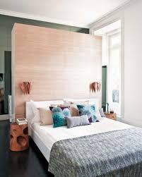 trennwand schlafzimmer der platz hinter dem bett im schlafzimmer stilvolles design