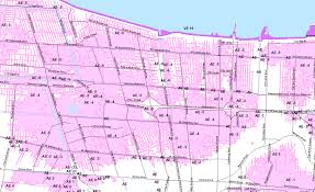 Fema Flood Maps New Fema Flood Maps Show Which Metairie Streets To Avoid In A