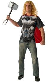 thor t shirt costume purecostumes com