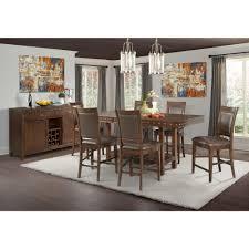 Woodbury 7 Piece Patio Dining Set - 8 piece dining set table