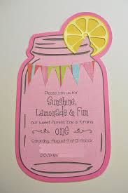 the cutest little house in town pink lemonade first birthday party